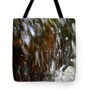 Water Wrapped Tote Bag