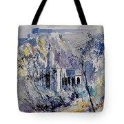 Watercolor Dinant 110172 Tote Bag