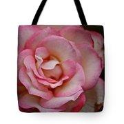 Watercolor Petals Tote Bag