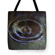 Waterdrop Tote Bag