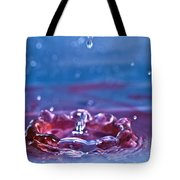 Waterdrop10 Tote Bag