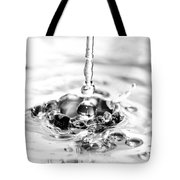 Waterdrop16 Tote Bag