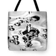 Waterdrop17 Tote Bag