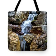Waterfall 2 Tote Bag