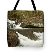 Waterfall 202 Tote Bag