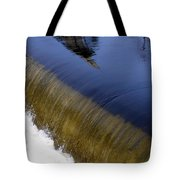Waterfall And Reflections Tote Bag