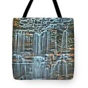 Waterfall Highights Tote Bag