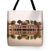 Waterfront Building, Jaipur, India Tote Bag
