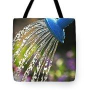 Watering Flowers Tote Bag by Elena Elisseeva