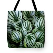 Watermelon Leaves Tote Bag