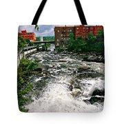 Waterpower Tote Bag
