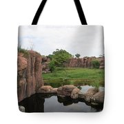Waterscape Tote Bag