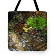 Watershed Creek Tote Bag