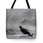 Waterskiing 1 Tote Bag