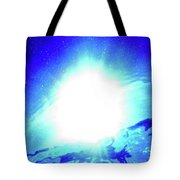 Waterspace Tote Bag