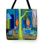 Watertown Cafe Tote Bag