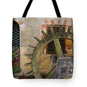 Waterwheel Tote Bag