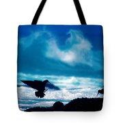 Wavedance Tote Bag