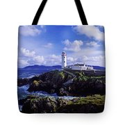 Waves Breaking On The Coast With A Tote Bag