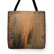 Waves Of Grass Tote Bag