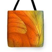 Waves Of Sanity Tote Bag
