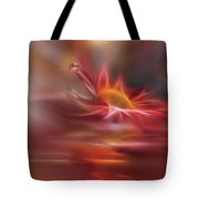 Waves Of Symphony... Tote Bag