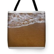 Waves Triptych Tote Bag