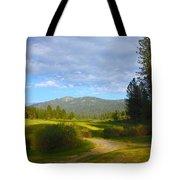 Wawona Meadow Tote Bag