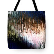 wax on paper I Tote Bag