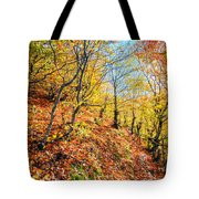 Way To The Chapel Tote Bag