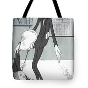 W.b. Yeats & George Moore Tote Bag