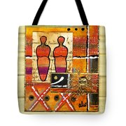 We Inspire One Another Tote Bag