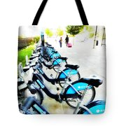 We Prefer To Walk Tote Bag