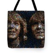 Weasley Twins Mosaic Tote Bag