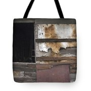 Weathered Shed Tote Bag