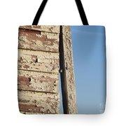Weathered South Barn Wall Tote Bag