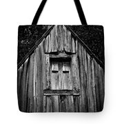 Weathered Structure - Bw Tote Bag