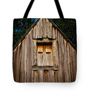 Weathered Structure Tote Bag