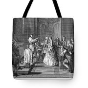 Wedding, C1730 Tote Bag