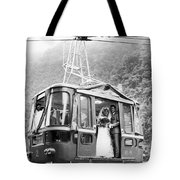 Wedding: Cable Car, 1970 Tote Bag