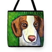 Wee Beagle Tote Bag