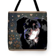 Wee With Love Tote Bag