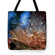 Weed Orgy Buzzed Tote Bag