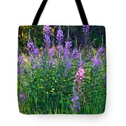Weed Party Tote Bag