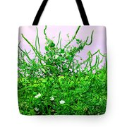 Weird Weeds Tote Bag