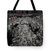 Welcome Riders Tote Bag