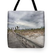 Welcome To Bald Head Island Tote Bag