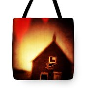 Welcome To Hell House Tote Bag