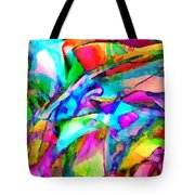 Welcome To My World Dissection 2 Tote Bag