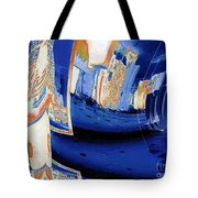 Welcome To The Rapture Tote Bag